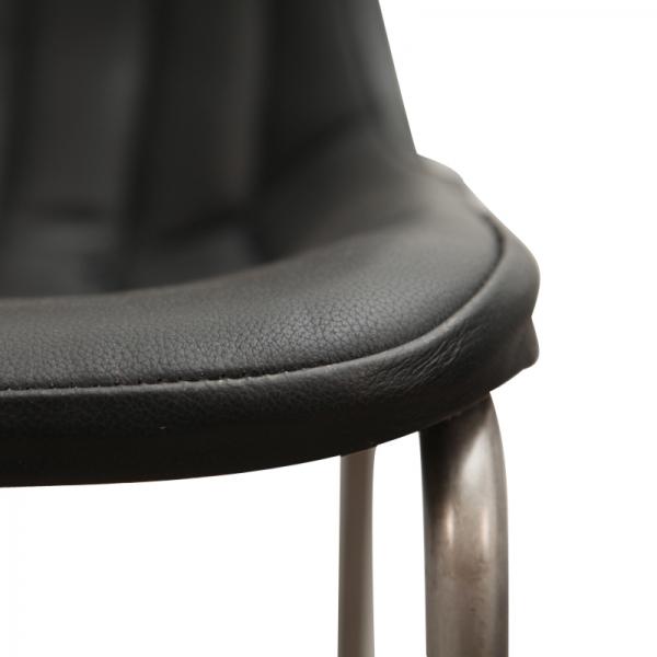 Barkruk-leder-industrieel-zwart-detail