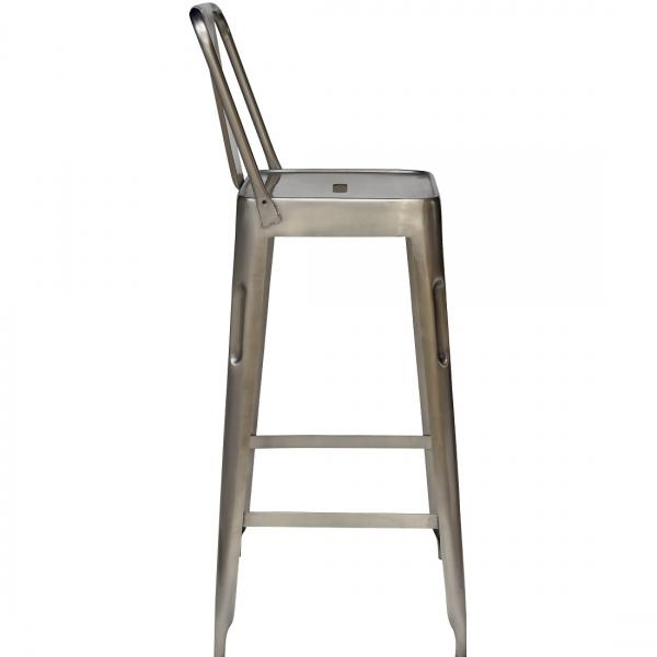 Metalen-horeca-barkruk-met-rugleuning-stoer